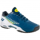 Yonex Men's Power Cushion Eclipsion Clay Tennis Shoe (Dark Blue) - Types of Tennis Shoes
