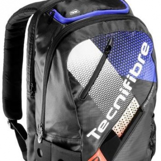 Tecnifibre Air Endurance Racquet Backpack (Black/White/Red)
