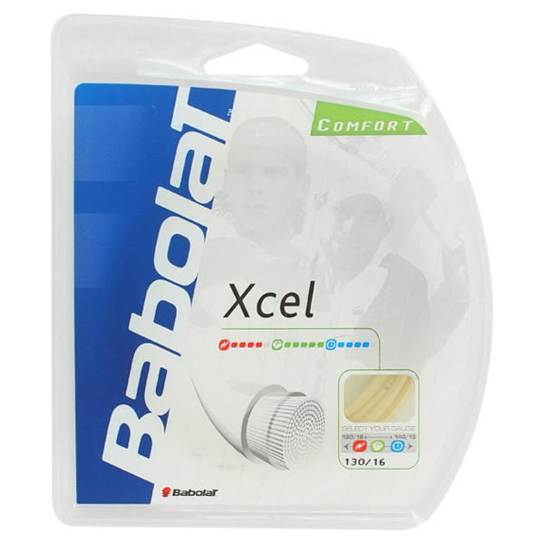 Babolat Xcel 16g (Natural)