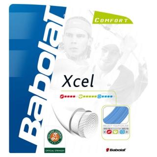 Babolat Xcel 17G Tennis String (Blue)