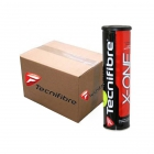 Tecnifibre X-One Tennis Balls (Case of 36) -