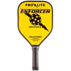 Pro-Lite Enforcer Graphite Paddle (Yellow) - Tennis Court Equipment