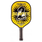 Pro-Lite Blaster 2 Alloy Paddle (Yellow) - Tennis Court Equipment