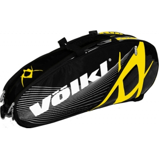 Volkl Team Combi 6-Pack Bag (Black / Yellow)
