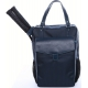 Cortiglia Brisbane Tennis Backpack (Navy) - Tennis Sling Bag