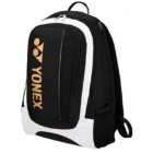 Yonex Club Racquet Backpack (Black/Gold - Tennis Backpacks