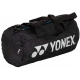 YONEX Medium Tennis Training Gym Bag (Black) - Tennis Travel Duffel Bags