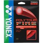 Yonex Poly Tour Fire 120 17G Tennis String -