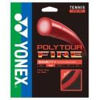 Yonex Poly Tour Fire 125 16L Tennis String -