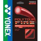 Yonex Poly Tour Fire 130 16G Tennis String -