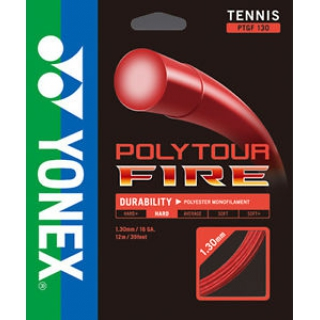 Yonex Poly Tour Fire 130 16G Tennis String