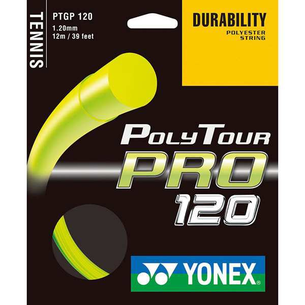 Yonex Poly Tour Pro 125 Tennis String (Set)