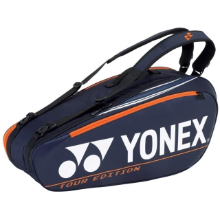 Yonex Pro Series 6 Racquet Tennis Bag (Dark Navy)