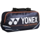 YONEX Pro Tournament Tennis Bag (Dark Navy) - Tennis Travel Duffel Bags