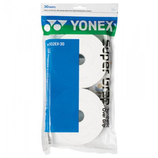 Yonex Super Grap 30-pack (Assorted Colors)