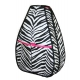 40 Love Courture Zebra Sophie Backpack - Tennis Racquet Bags