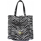 40 Love Courture Zebra Paris Sack Tennis Bag - 40 Love Courture Tennis Bags
