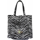 40 Love Courture Zebra Paris Sack Tennis Bag - 40 Love Courture Paris Sack Tennis Bags