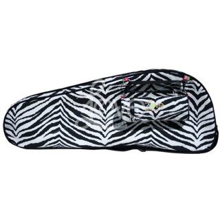40 Love Courture Zebra Molly Tennis Racquet Cover