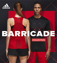 NEW! Adidas Barricade Apparel & Shoes