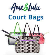 Ame and Lulu Court Bags
