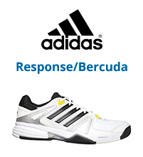 Adidas Response/Bercuda Tennis Shoes