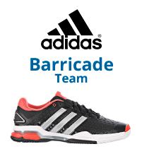 Adidas Barricade Team Tennis Shoes