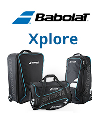 Babolat Xplore Sport and Travel Bags