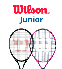 Wilson Junior Tennis Racquets