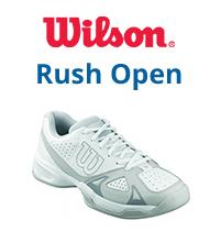 Wilson Rush Open
