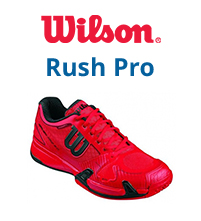 Wilson Rush Pro Tennis Shoes