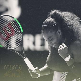 Celebrate Serena's Win