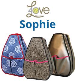 40 Love Courture Sophie Tennis Backpack ...