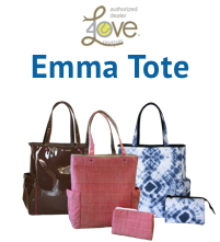 40 Love Courture Emma Tennis Tote