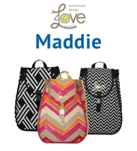 40 Love Maddie Backpack