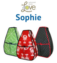 40 Love Courture Sophie Tennis Backpack
