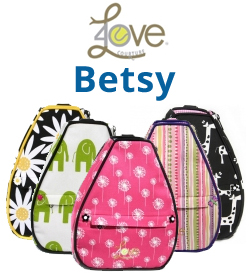 40 Love Courture Betsy Medium Tennis Bags
