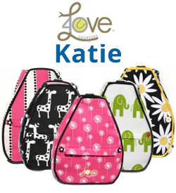 40 Love Courture Katie Children's Tennis Backpack