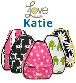 40 Love Courture Katie Children's Tennis Backpack
