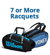 9 and 12+ Racquet Tennis Bags
