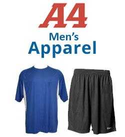 A4 Men's Apparel