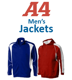 A4 Men's Jackets Tennis Apparel
