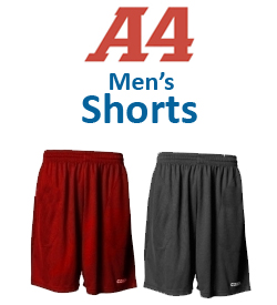A4 Men's Shorts Tennis Apparel