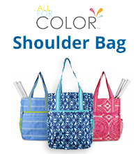 All For Color Shoulder Bags