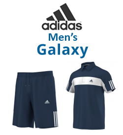 Adidas Men's Galaxy Apparel
