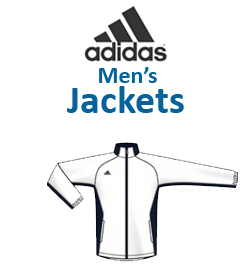 Adidas Men's Jackets Tennis Apparel