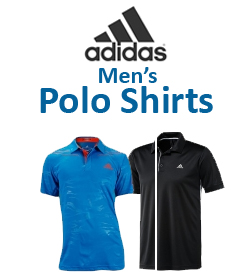 Adidas Men's Polo Shirts