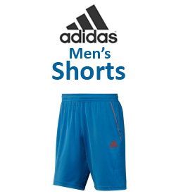 Adidas Men's Shorts Tennis Apparel
