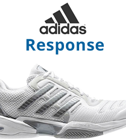 Adidas Response Tennis Shoes