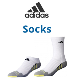 Adidas Socks Tennis Apparel